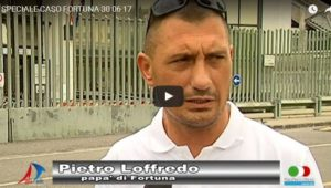 fortuna 300x170 VIDEO   Delitto della piccola Fortuna Loffredo   Il pm chiede l'ergastolo per Caputo