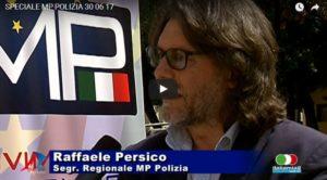 polizia 300x166 VIDEO   Protesta della Polizia: intervistati i vertici del sindacato