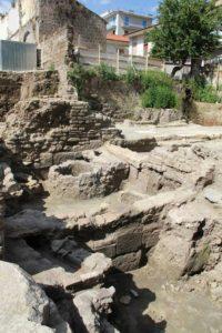 rovine SMCV 200x300 Cementificazione: quasi ultimato complesso residenziale sorto su mosaico del III sec. d.C.