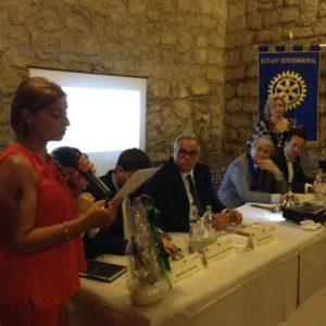 """IMG 4412 300x300 Passaggio di consegne al Rotary Club Caserta """"Luigi Vanvitelli"""": Marco Petrucci è il nuovo presidente"""