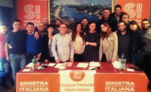 %name SI CAVERA ANCORA: LE PROTESTE DI SINISTRA ITALIANA