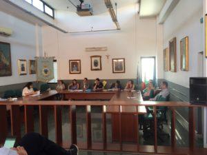 consiglio comunale 300x225 PROTEZIONE CIVILE, IL CONSIGLIO APPROVA IL PIANO DEMERGENZA