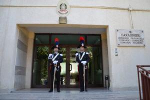 Comando CC Isernia 300x199 Isernia:Venticinquemilitari del Comando Provinciale Carabinieri, promossi al grado superiore.