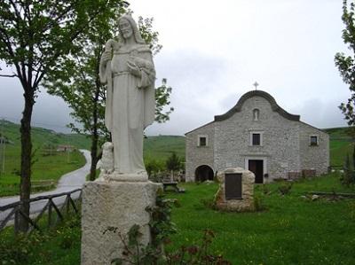 Eremo di S. Egidio FURTO ALLEREMO DI SANTEGIDIO, ARRESTATA BANDA ROM