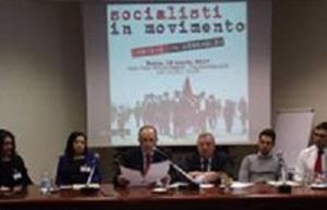 aldo potenza ed il 12 marzo. 1 I SOCIALISTI IN MOVIMENTO A ROMA IL 17 MARZO PER DECIDERE CHI VOTARE