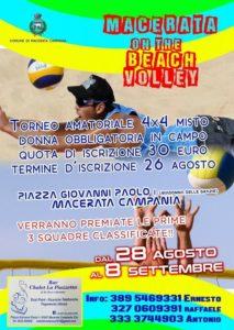 beach volley macerata campania 213x300 'ESTATE MACERATESE': PARTE IL TORNEO DI 'BEACH VOLLEY'
