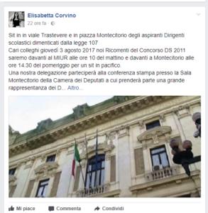 fb 293x300 DIRIGENTI SCOLASTICI DIMENTICATI DALLA 107: SIT IN DI PROTESTA A ROMA