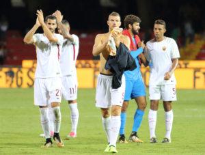 Benevento vs Roma Campionato serie A 2017 2018 34 300x227 LA FOTOGALLERY DI APPIA POLIS // SPORT: BENEVENTO VS ROMA CAMPIONATO DI CALCIO SERIE A