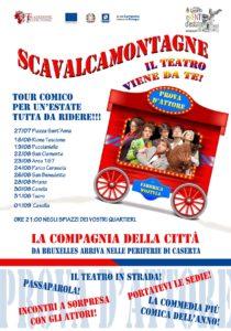Scavalcamontagne 210x300 A CASOLLA DI CASERTA LA DODICESIMA TAPPA DI SCAVALCAMONTAGNE