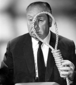Alfred Hitchcock 3 270x300 FILM ANNI 50, IL MAESTRO DELLA SUSPENSE: ALFRED HITCHCOCK