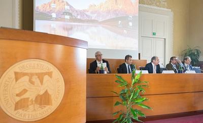 Convegno Marte foto stampa 1 di 4 IL PORTO DI NAPOLI DECIMO NELLA CLASSIFICA ITALIANA