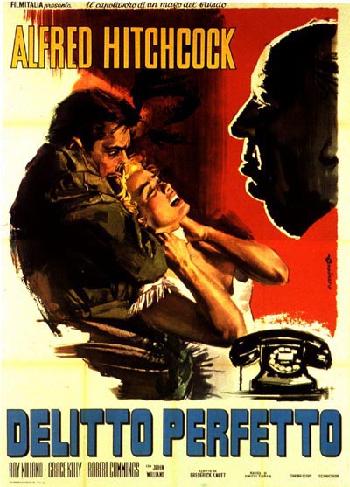 DELITTO FILM ANNI 50, IL MAESTRO DELLA SUSPENSE: ALFRED HITCHCOCK