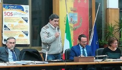 Francesco Mingione nuovo presidente del consiglio comunale di Casagiove FRANCESCO MINGIONE NUOVO PRESIDENTE DEL CONSIGLIO COMUNALE DI CASAGIOVE
