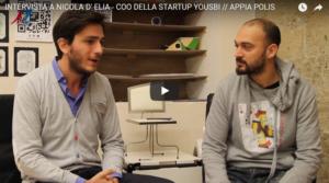 Screenshot 2017 11 13 Aggiungi nuovo articolo ‹ AppiaPolis — WordPress 300x167 UNA STARTUP CASERTANA AL PREMIO EUREKA DI PANORAMA D ITALIA: INTERVISTA A NICOLA D ELIA