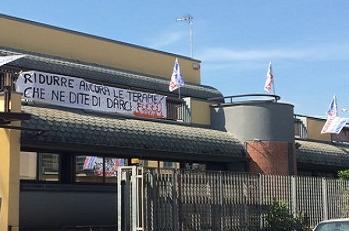 VILLA DEI CEDRI 1 CENTRI DI RIABILITAZIONE VILLA DEI CEDRI E LA PINETINA: PROTESTA DEGLI OPERATORI IN STAND BY