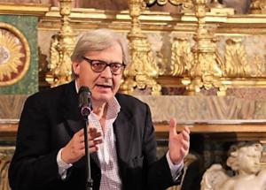 Vittorio SGARBI 300x215 VITTORIO SGARBI TRA ARTE E POLITICA PER PANORAMA TOUR: CASERTA RIVENDICHI LA SUA IDENTITÀ