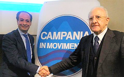 campania in movimento CAMPANIA IN MOVIMENTO NASCE AL BELVEDERE: SALA GREMITA
