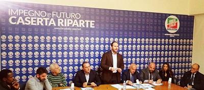 conferenza Fi Comitato cittadino FORZA ITALIA PRESENTA UN COMITATO CITTADINO