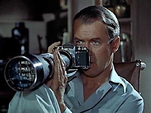 cortile FILM ANNI 50, IL MAESTRO DELLA SUSPENSE: ALFRED HITCHCOCK