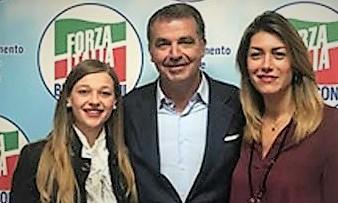 martinelli cicia PARI OPPORTUNITÀ FI, MARIKA MARTINELLI VICECOORDINATRICE PROVINCIALE E COORDINATRICE A CASAL DI PRINCIPE