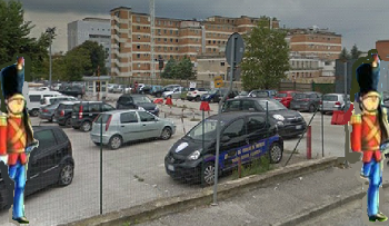 ronda OSPEDALE DI CASERTA  SERVIZI SEGRETI E RONDE DA OPERETTA…