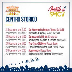 Centro Storico eventi 300x300 NATALE IN CITTA, LA RASSEGNA DI EVENTI A SANTA MARIA CAPUA VETERE
