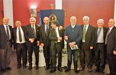 fotopana86 LOLIMPIONICO ANGELO MUSONE AL PANATHLON CLUB