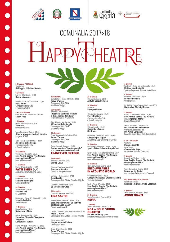 happy theatre cartellone 718x1024 NON CÈ SPETTACOLO SENZA POLEMICA