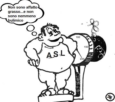 ASL ASL…I DANNI DELLA BULIMIA: CONFUSIONE & RETTIFICA