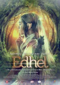 Edhel poster 210x300 AL CINEMA EDHEL DI MARCO RENDA    IL FANTASY PREMIATO AL GIFFONI E A LOS ANGELES