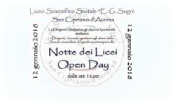 Immagine 30 SAN CIPRIANO DAVERSA: NOTTE NAZIONALE DEL LICEO CLASSICO AL SEGRE