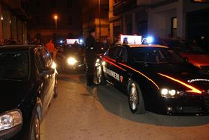 carabinieri SVENTATO UN TENTATO FURTO IN UNO STABILIMENTO INDUSTRIALE, I CARABINIERI RINVENGONO UN AUTOCARRO RUBATO
