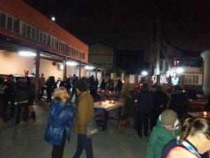 festa 2 300x225 FESTA DEGLI SCOUT ALLA PARROCCHIA LOURDES PER FESTEGGIARE IL NUOVO ANNO