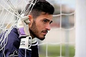 forte 300x198 CASERTANA FC FA CENTRO DUE VOLTE CON IL PORTIERE FORTE E IL DIFENSORE PINNA
