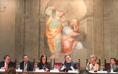 incontro 70 costituzione 1 70° ANNIVERSARIO DELLA COSTITUZIONE ITALIANA, IL MINISTRO ORLANDO AL CONVEGNO A ROMA