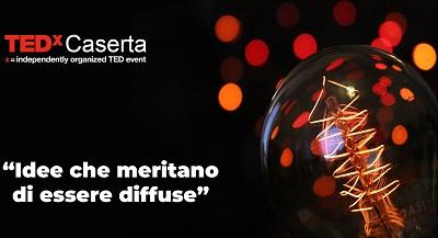 """1 1 TEDX CASERTA, """"PASSIONE"""":""""IDEE CHE MERITANO DI ESSERE DIFFUSE"""""""