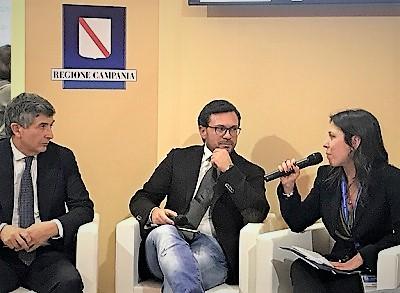Bit1 LA CITTÀ DI CASERTA ALLA BIT DI MILANO
