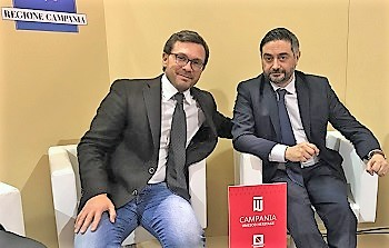 Bit5 LA CITTÀ DI CASERTA ALLA BIT DI MILANO