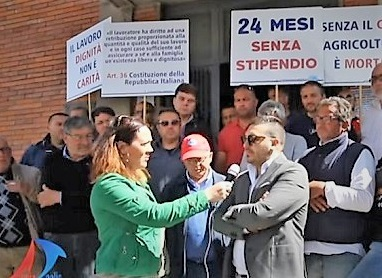CAB2 CONSORZIO DI BONIFICA, L'ULTIMA VERGOGNA