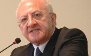 DE LUCA 300x185 RIFIUTI, DE LUCA: CAMPANIA ESEMPIO DI LEGALITA ASSOLUTA