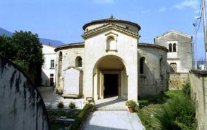 ESTERNO 300x189 BATTISTERO DI SANTA MAGGIORE PATRIMONIO UNESCO, LA PROPOSTA DI ANNAMARIA BARBATO RICCI