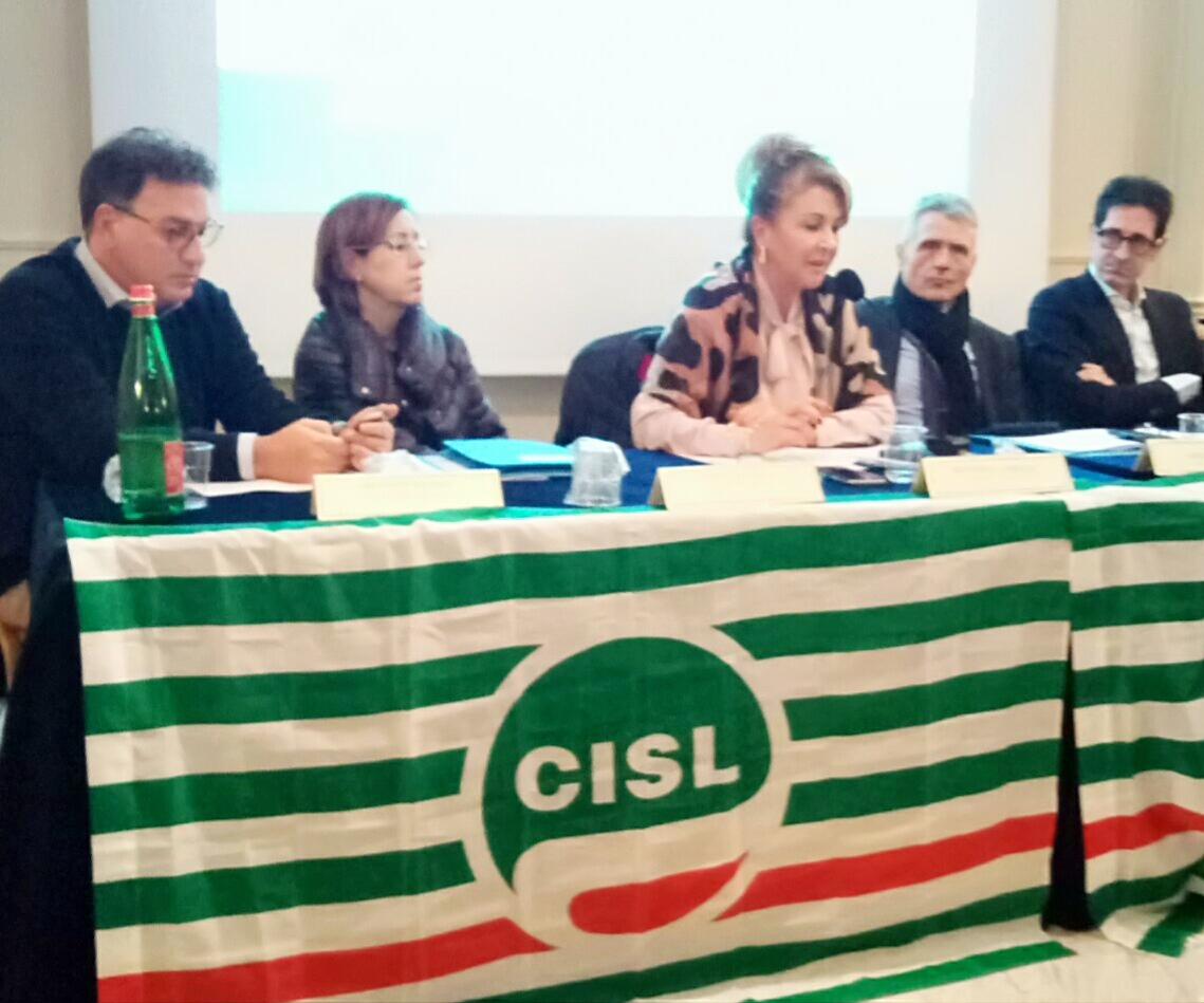 IMG 20180203 174412 CISL UST CASERTA   SIGLATO IL PROTOCOLLO REGIONALE SUL WELFARE
