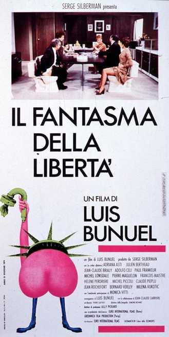 """Immagine 57 """"IL FASCINO DISCRETO DELLA BORGHESIA"""", DI LUIS BUÑUEL"""