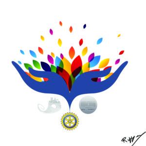Logo Rotary Vanvitelli 4 300x300 DECLINO COGNITIVO, EVENTO SULLA PREVENZIONE DEL ROTARY CLUB