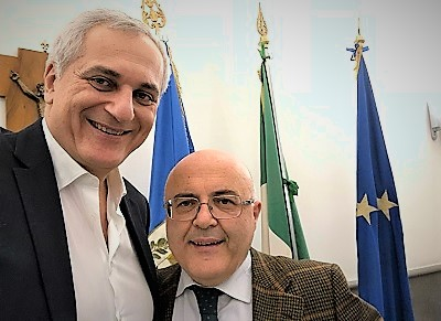 """%name POLITICHE: NICOLA CAPUTO, """"PRIORITA' AL CONFRONTO CON I TERRITORI"""""""