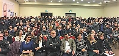 """%name L'EUROPARLAMENTARE NICOLA CAPUTO, """"ELEZIONI DECISIVE PER IL FUTURO DEL PAESE"""""""