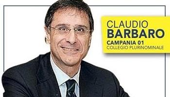 claudio barbaro senato 1 BARBARO (LEGA): CASERTA E UN BENE SU CUI INVESTIRE