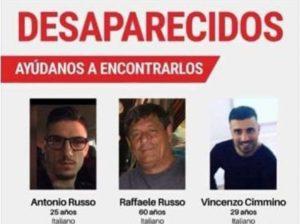 desaparecidos 300x224 ITALIANI SCOMPARSI IN MESSICO, ALFANO ASCOLTA IL GOVERNO SUDAMERICANO: SPERO POSSANO ESSERE TROVATI IN BREVE