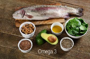 omega3 DOLORI MESTRUALI: COMBATTILI CON IL CIBO