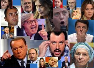 politici 300x219 VERSO IL 4 MARZO… ARRANCANDO